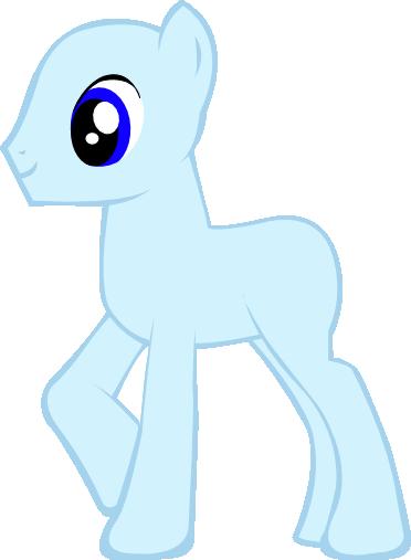 Mlp Stallion Base My Little Pony Stallio...
