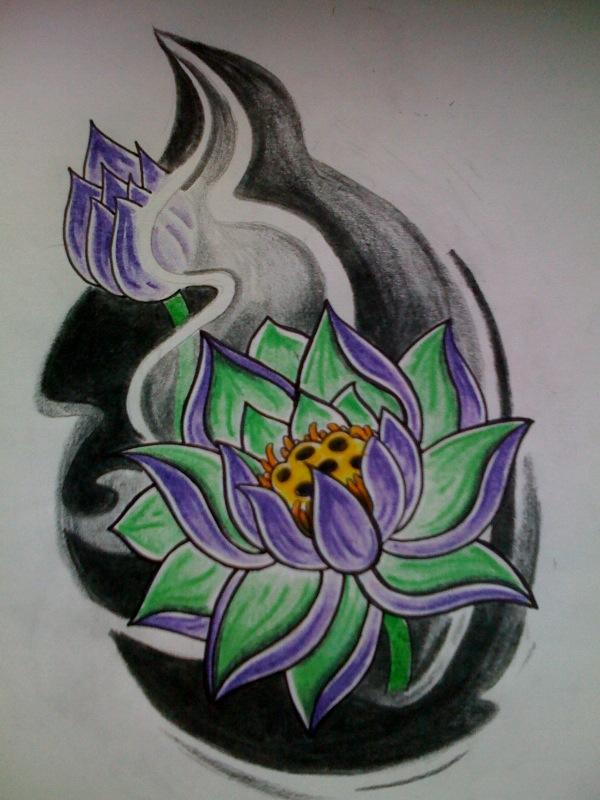 Lotus by Kirzten