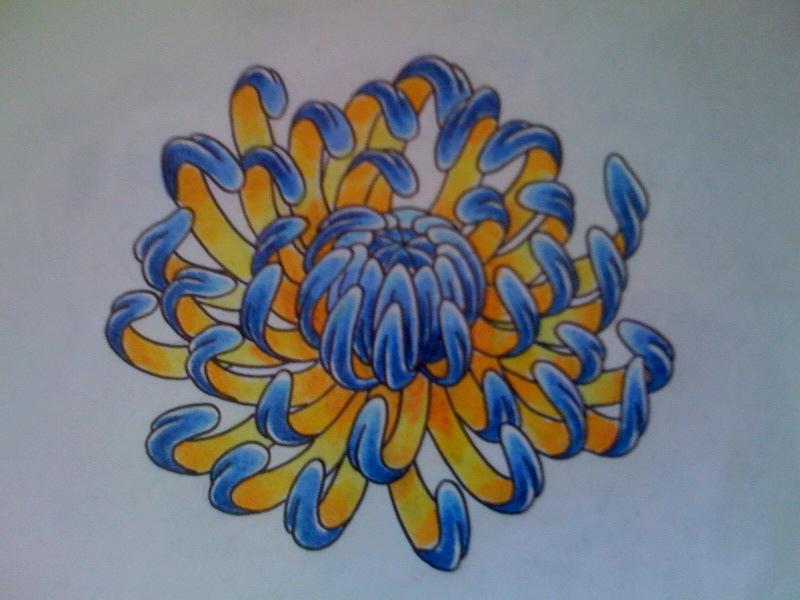 Flower by Kirzten