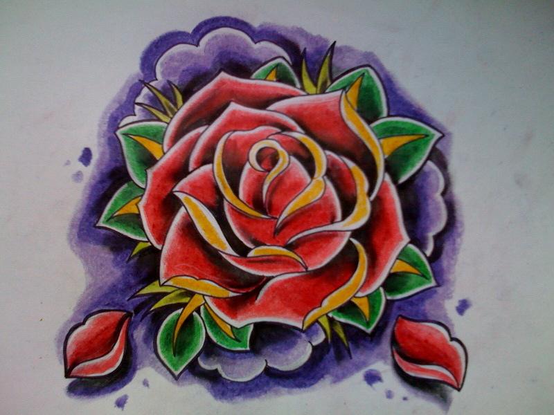 Rose by Kirzten