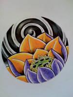 Lotus. by Kirzten