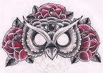 Owl Roses