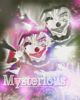 Mysterious id by KamuBronikNails