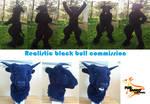Black Bull Commission