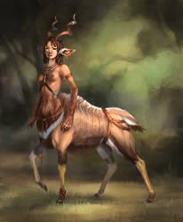Nyala Tribe by miasus