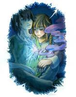 Gerda and Kai by miasus