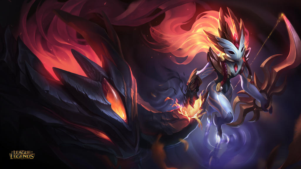 Shadowfire Kindred by miasus