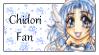 Chidori Stamp by BloodAngel28