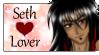 Seth Lover Stamp by BloodAngel28