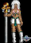 Goddess Isis by BloodAngel28
