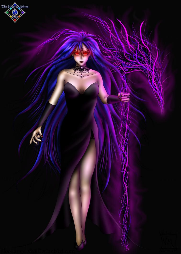 Queen Irana Delphi by BloodAngel28