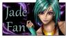 Jade Star Stamp by BloodAngel28