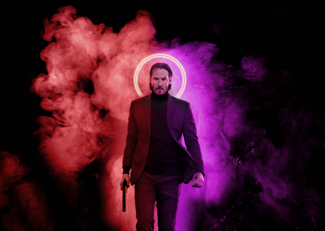 john wick chapter two and three