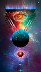 Cosmic Eye By Ebenezer42