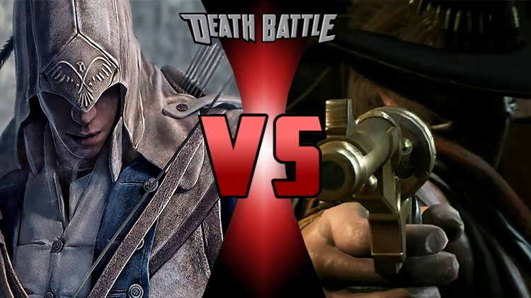 Death Battle: Erron Black vs Connor Kenway by