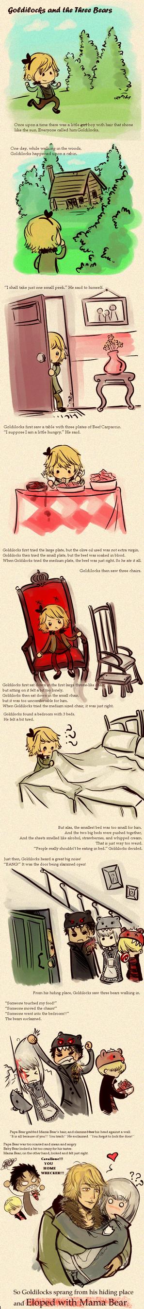 KHR_Goldielocks by Hehe-m