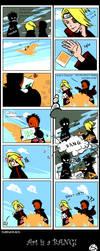 NARUCRAK_Art is a BANG by Hehe-m
