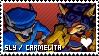 Sly/Carmelita by CIank