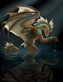 I like my fish- Dragon