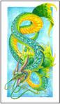 The Jade Water Dragon