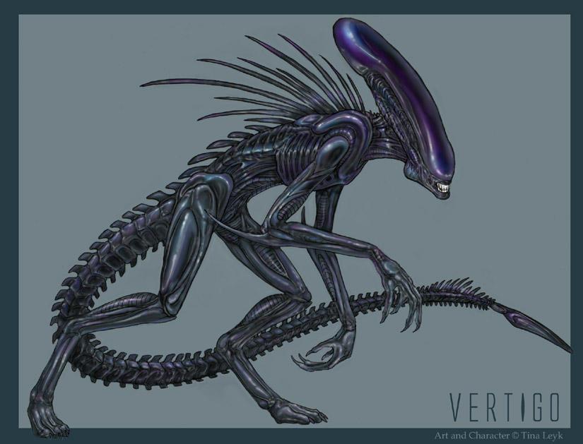 Rémálom    Vertigo__Xenomorph_Fan_Char