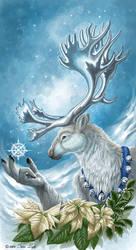 Silver Bells by jaxxblackfox