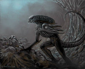 ALIENS- Hell's Gate.