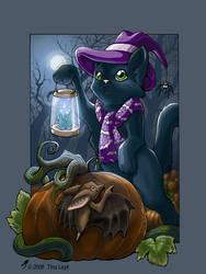 Halloween 2006 by jaxxblackfox