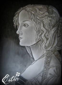 Simonetta Vespucci by TheHopelessDreamer