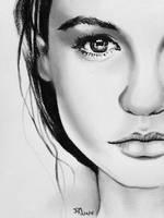 Portrait of a Random Girl