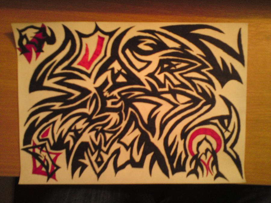 tribal art hidden name by aje3150 on deviantart. Black Bedroom Furniture Sets. Home Design Ideas