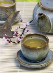 Green tea by jakeiton