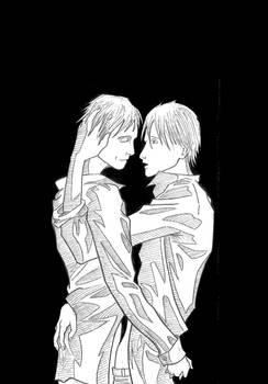 White collar lovers