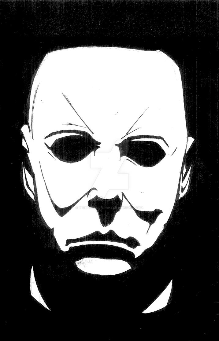 Michael Myers By Peterfrancisfahy On Deviantart