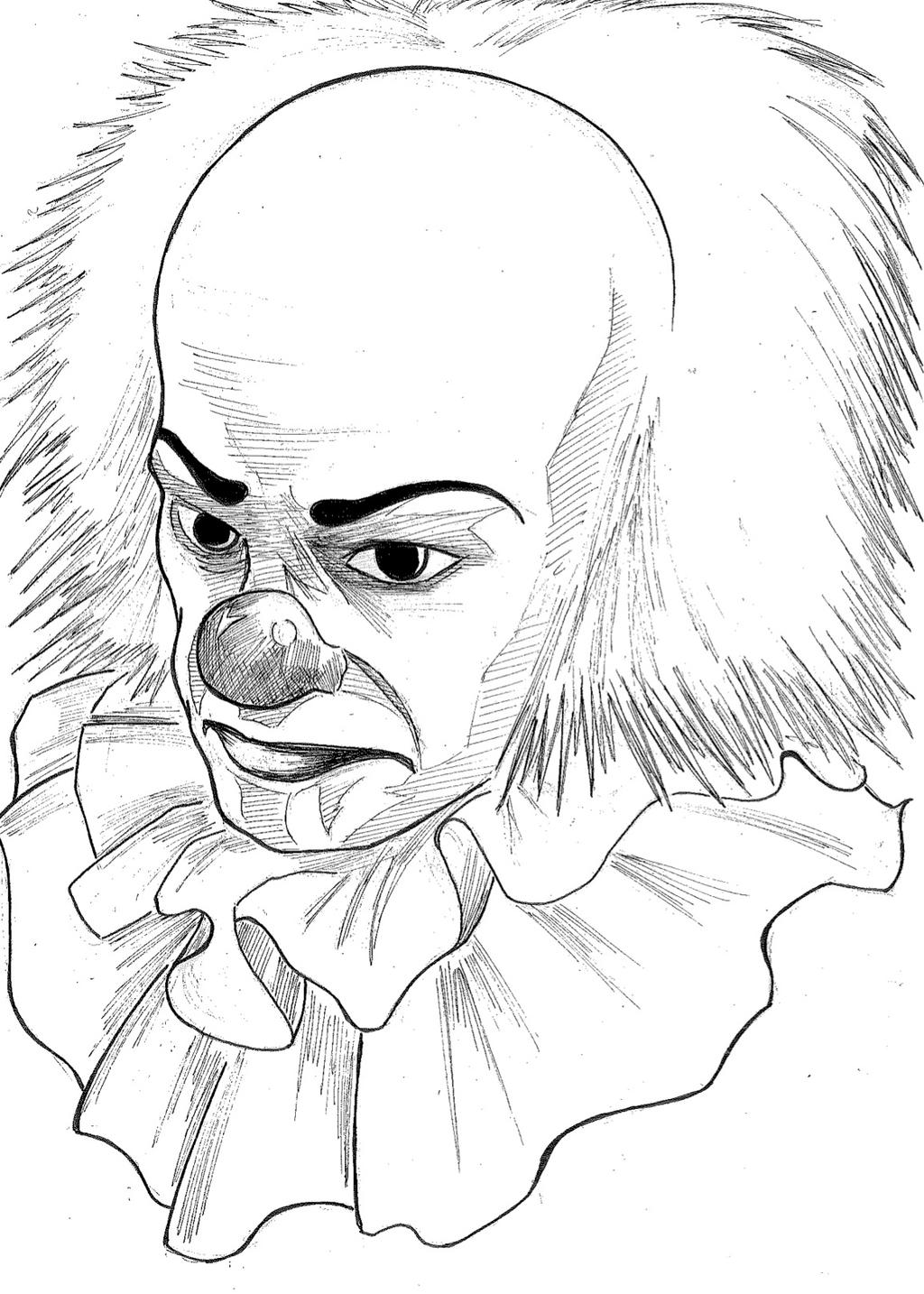 Pennywise by peterfrancisfahy on DeviantArt