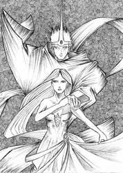 Midhir and Etain: Awake in Dreams