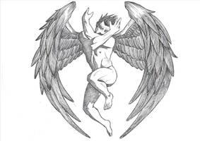 Angel of Art, awaken.
