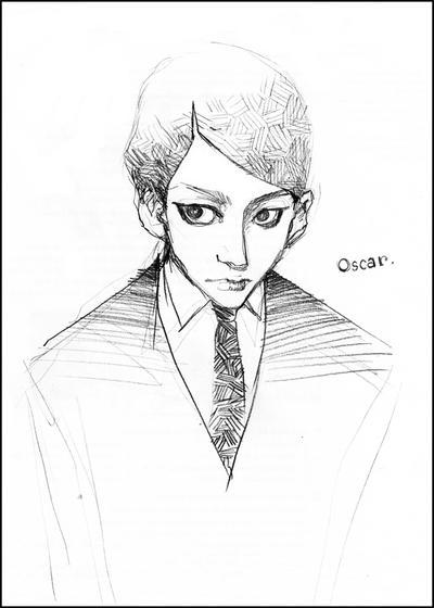 Oscar. A Farewell to DA by Hasuko-SugarBerries