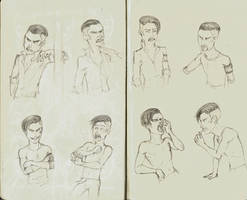 The Many Expressions of Rafael