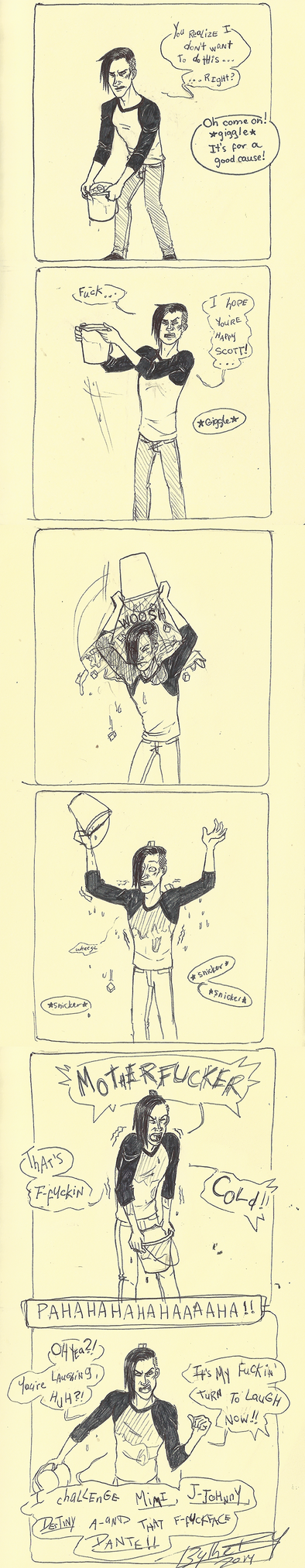 Raf Ice Bucket Challenge by By-the-By