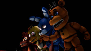 (FNaF SFM) We will not be moved! by Fer-Ge
