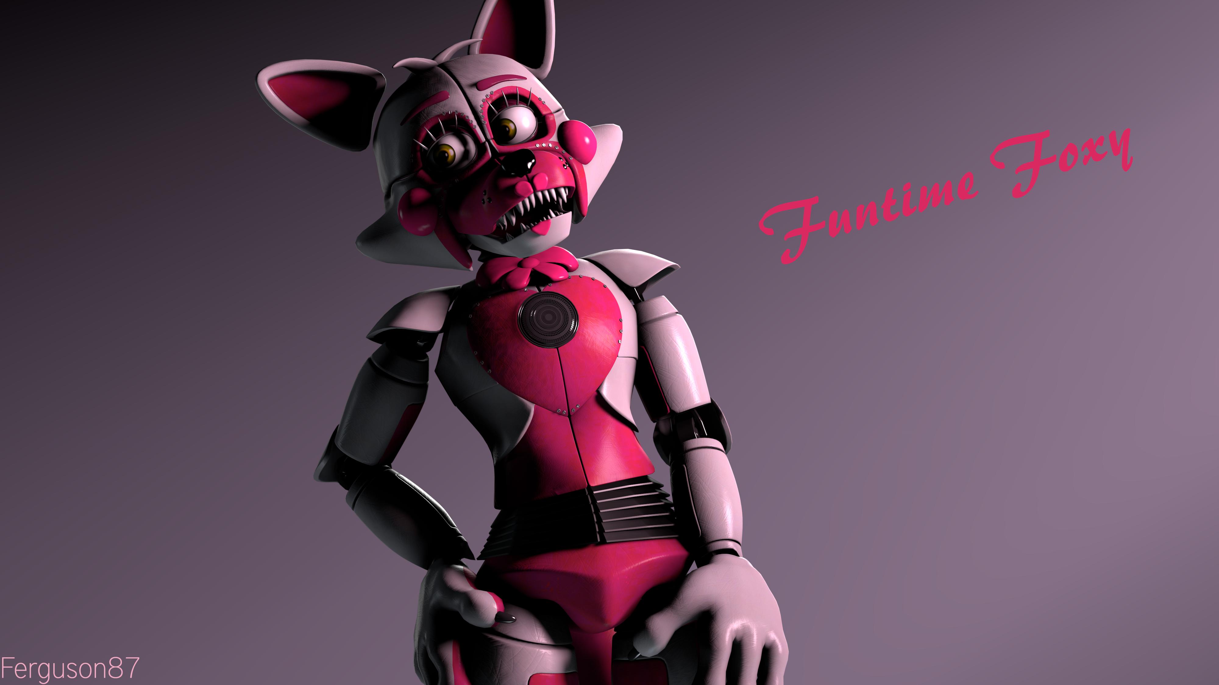 funtime foxy sfm by - photo #28