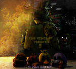 Five Nights at Freddy's 3 3rd Anniversary.