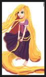Princess Rapunzel - Tangled