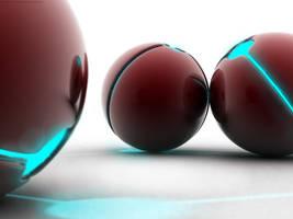 Samus Ball explosives by killer-64