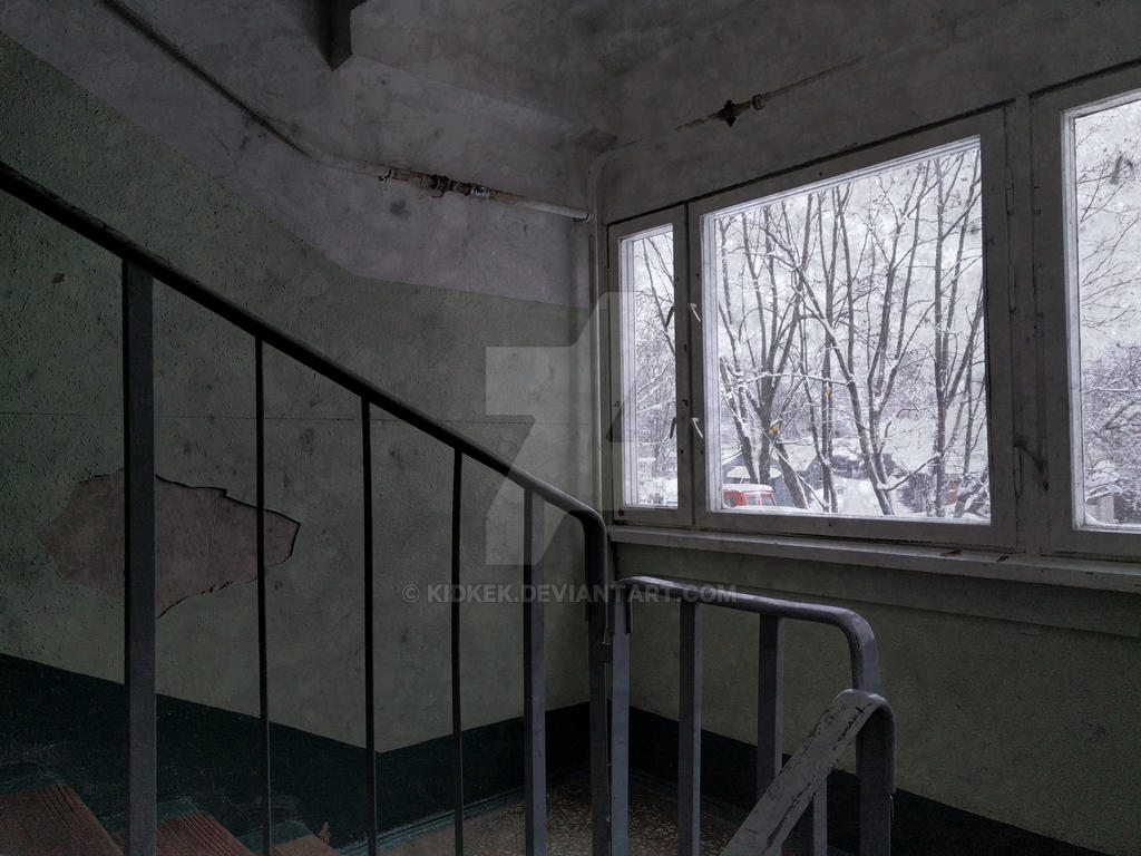 Soviet entrance by KidKek