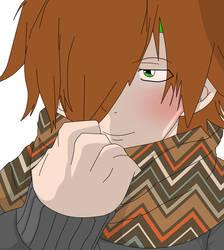 Thanks Amaya for the Scarf! U//U by HirokiZirconill