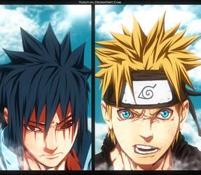 Naruto - 694 by Yusuflpu
