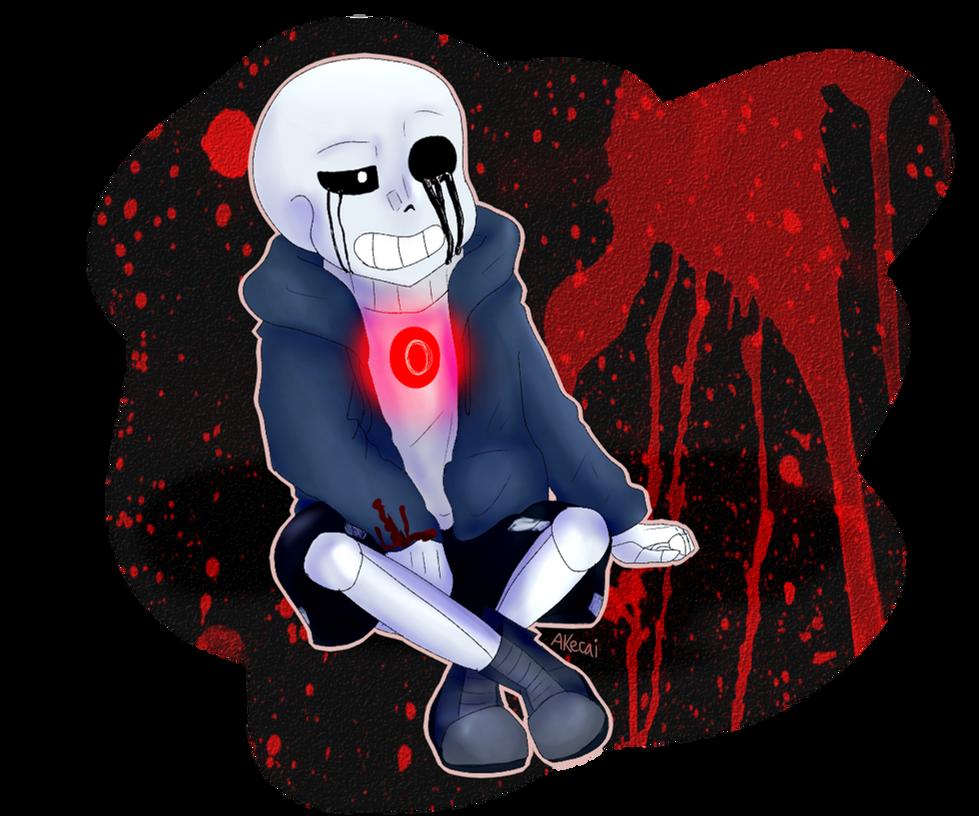Killer Sans Killertale By Akecai On Deviantart