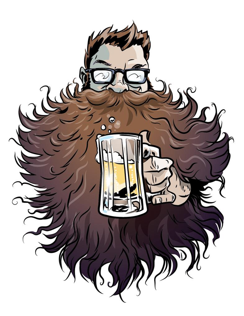 Beardo! by abnormalbrain